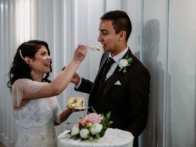 Jesse and Karen's Wedding in Montgomery, Texas 15