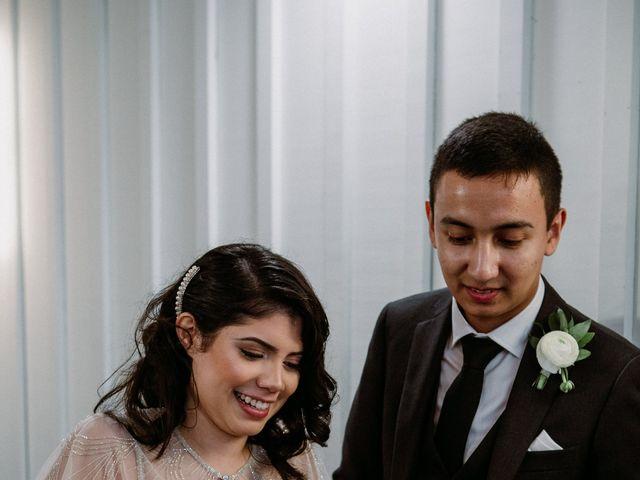 Jesse and Karen's Wedding in Montgomery, Texas 16