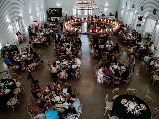 Jesse and Karen's Wedding in Montgomery, Texas 19