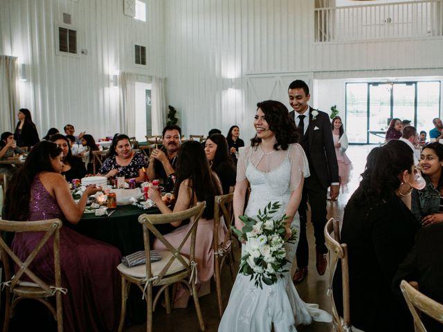 Jesse and Karen's Wedding in Montgomery, Texas 21