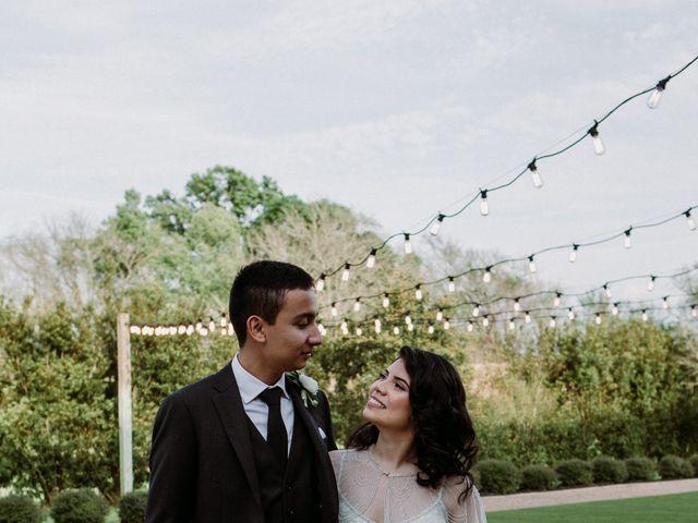 Jesse and Karen's Wedding in Montgomery, Texas 24