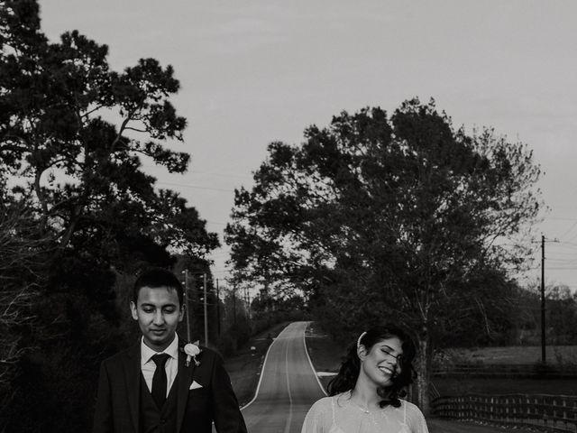 Jesse and Karen's Wedding in Montgomery, Texas 25
