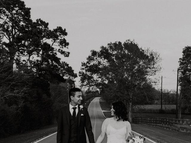 Jesse and Karen's Wedding in Montgomery, Texas 26