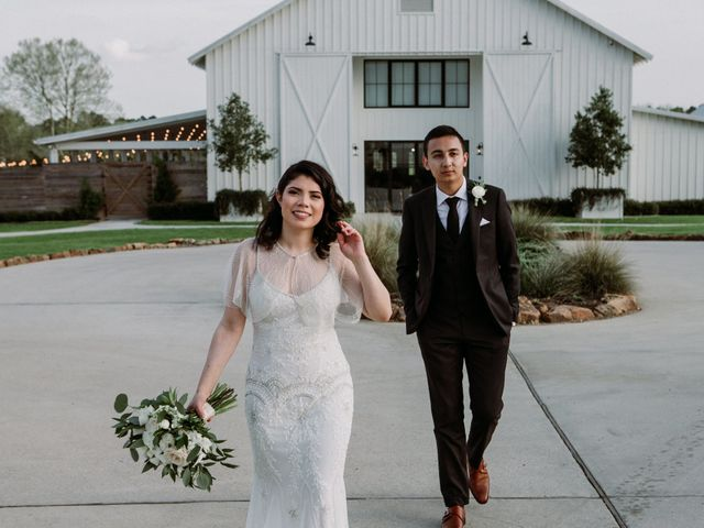 Jesse and Karen's Wedding in Montgomery, Texas 27