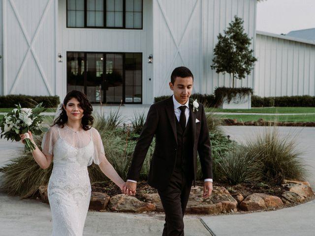 Jesse and Karen's Wedding in Montgomery, Texas 28