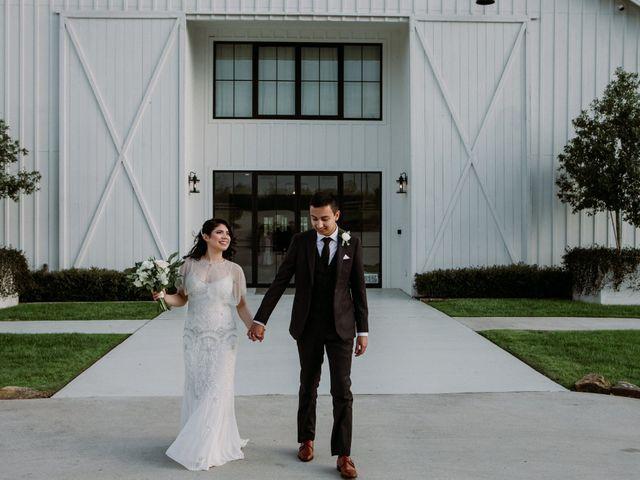 Jesse and Karen's Wedding in Montgomery, Texas 29