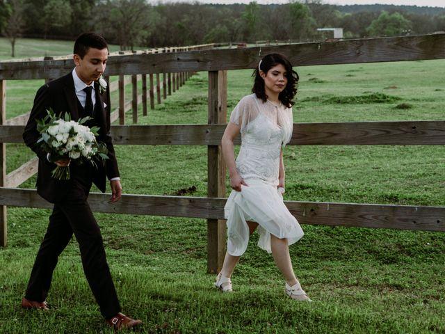 Jesse and Karen's Wedding in Montgomery, Texas 30