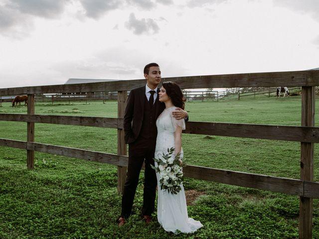 Jesse and Karen's Wedding in Montgomery, Texas 31