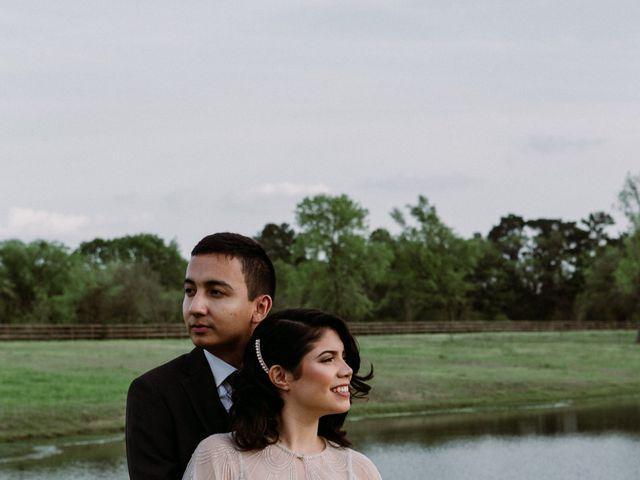 Jesse and Karen's Wedding in Montgomery, Texas 32