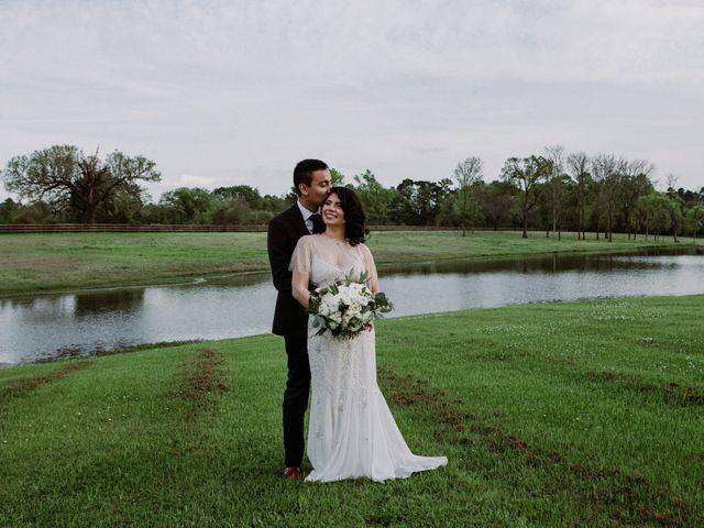 Jesse and Karen's Wedding in Montgomery, Texas 33
