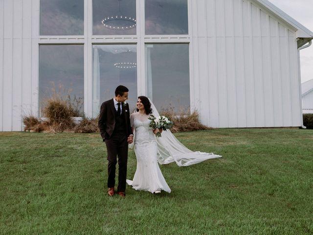 Jesse and Karen's Wedding in Montgomery, Texas 36