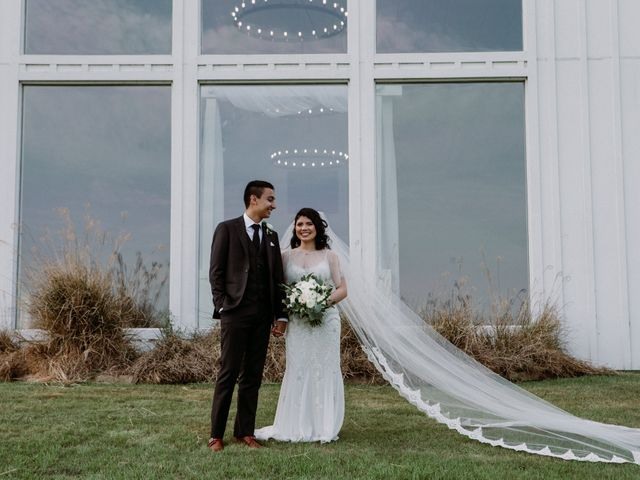 Jesse and Karen's Wedding in Montgomery, Texas 37