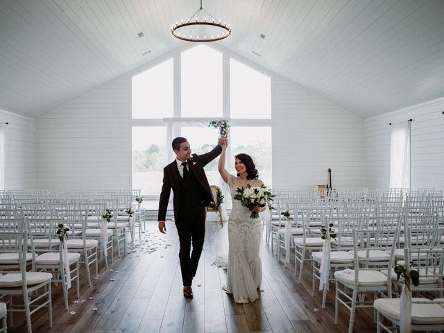 Jesse and Karen's Wedding in Montgomery, Texas 40