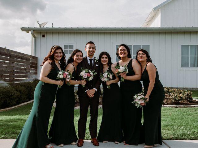 Jesse and Karen's Wedding in Montgomery, Texas 44