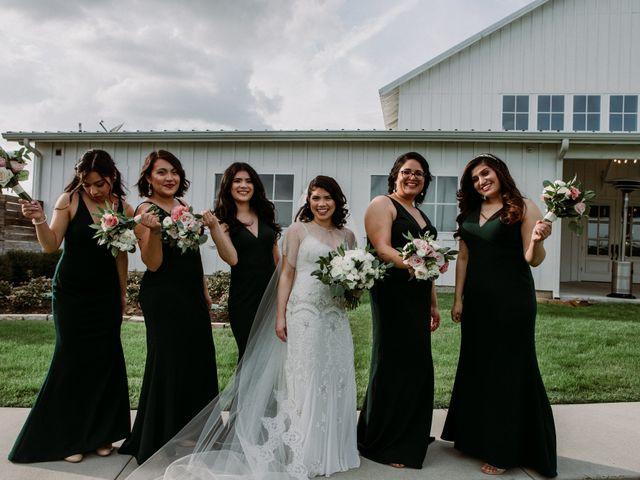Jesse and Karen's Wedding in Montgomery, Texas 45