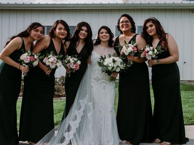 Jesse and Karen's Wedding in Montgomery, Texas 46