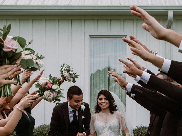 Jesse and Karen's Wedding in Montgomery, Texas 47