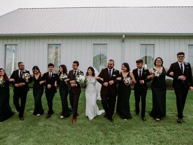 Jesse and Karen's Wedding in Montgomery, Texas 49
