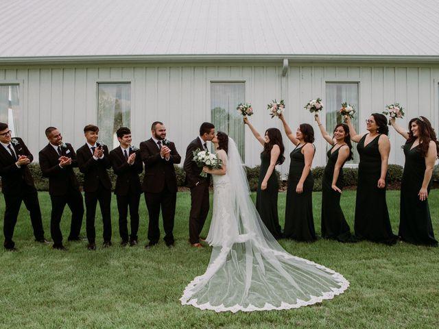 Jesse and Karen's Wedding in Montgomery, Texas 50