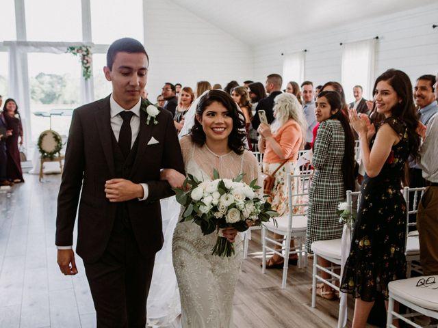 Jesse and Karen's Wedding in Montgomery, Texas 52