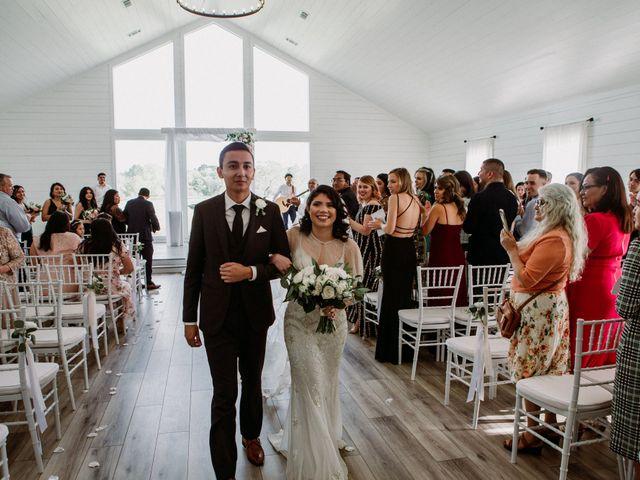 Jesse and Karen's Wedding in Montgomery, Texas 53