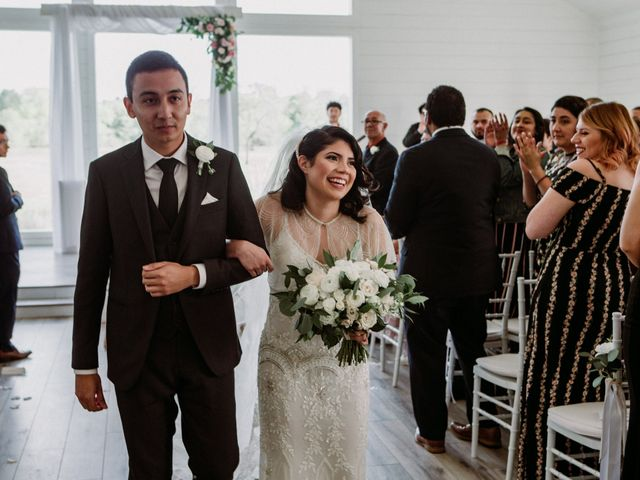 Jesse and Karen's Wedding in Montgomery, Texas 54