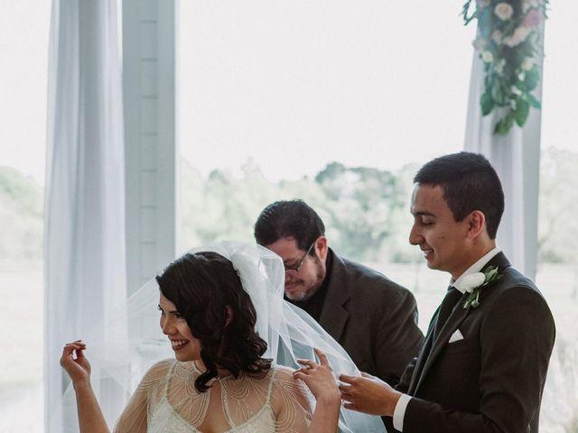 Jesse and Karen's Wedding in Montgomery, Texas 55