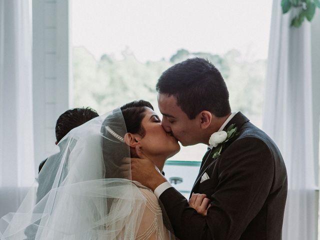 Jesse and Karen's Wedding in Montgomery, Texas 56