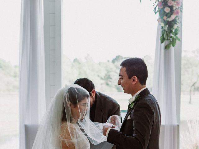 Jesse and Karen's Wedding in Montgomery, Texas 57