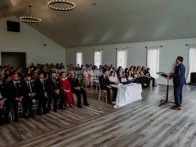 Jesse and Karen's Wedding in Montgomery, Texas 59