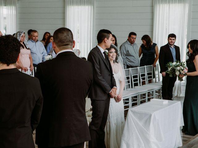 Jesse and Karen's Wedding in Montgomery, Texas 63