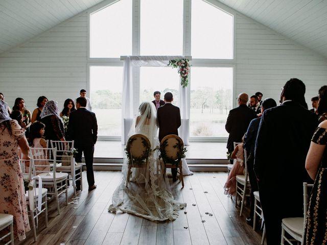 Jesse and Karen's Wedding in Montgomery, Texas 64
