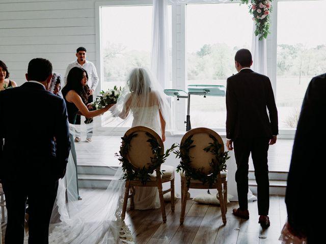Jesse and Karen's Wedding in Montgomery, Texas 65