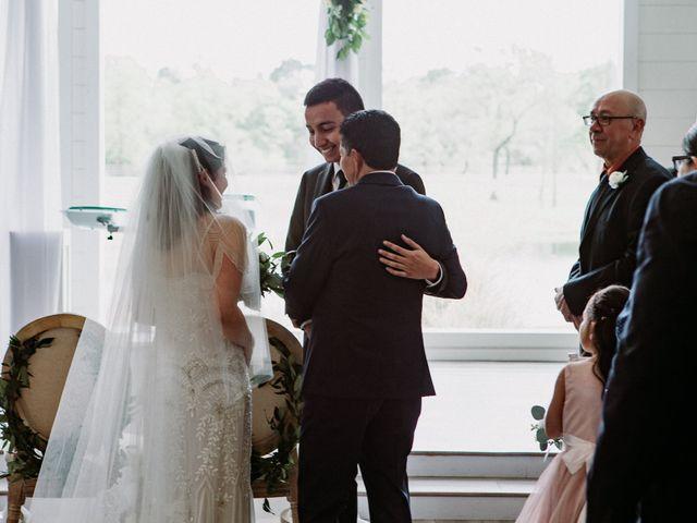 Jesse and Karen's Wedding in Montgomery, Texas 66