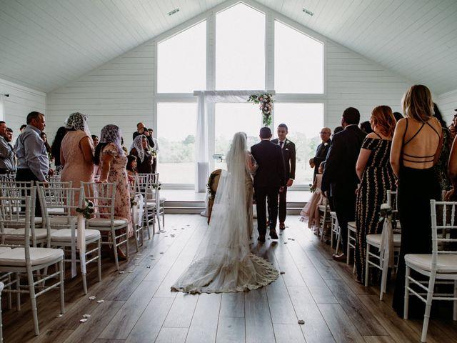 Jesse and Karen's Wedding in Montgomery, Texas 67