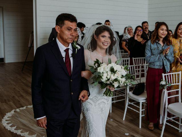 Jesse and Karen's Wedding in Montgomery, Texas 68