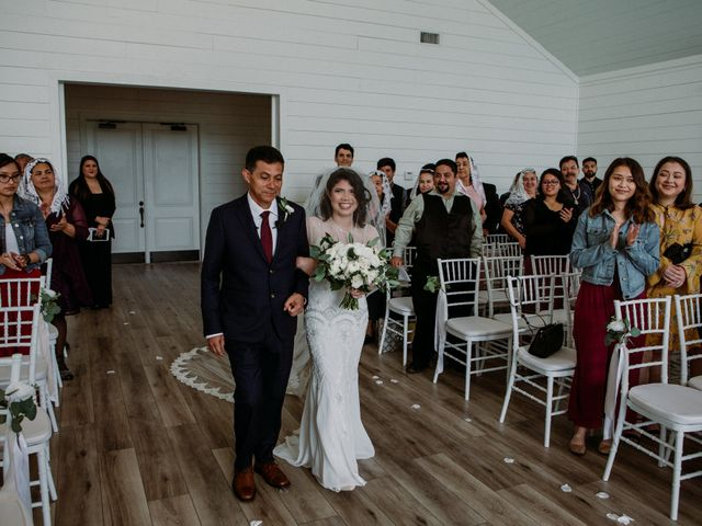 Jesse and Karen's Wedding in Montgomery, Texas 69