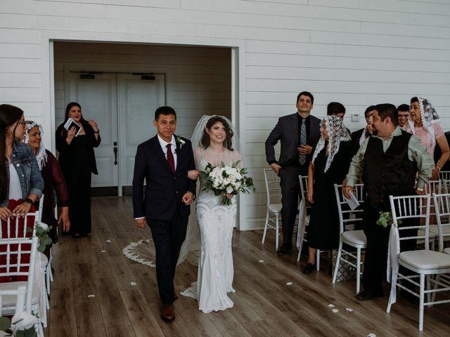 Jesse and Karen's Wedding in Montgomery, Texas 70