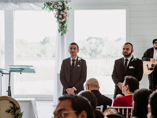 Jesse and Karen's Wedding in Montgomery, Texas 71
