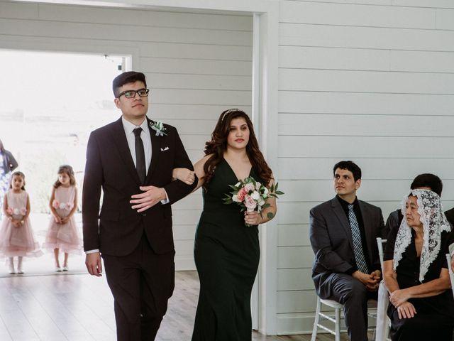 Jesse and Karen's Wedding in Montgomery, Texas 73