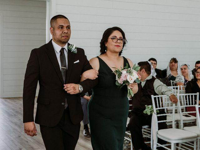 Jesse and Karen's Wedding in Montgomery, Texas 74