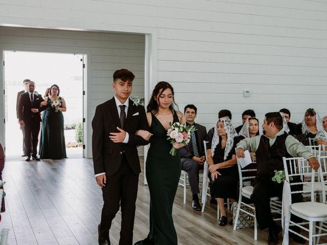 Jesse and Karen's Wedding in Montgomery, Texas 75