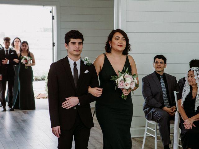 Jesse and Karen's Wedding in Montgomery, Texas 76