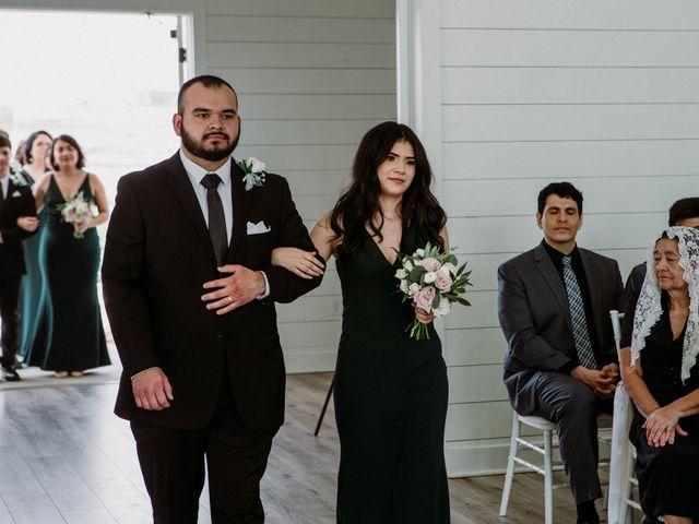Jesse and Karen's Wedding in Montgomery, Texas 77