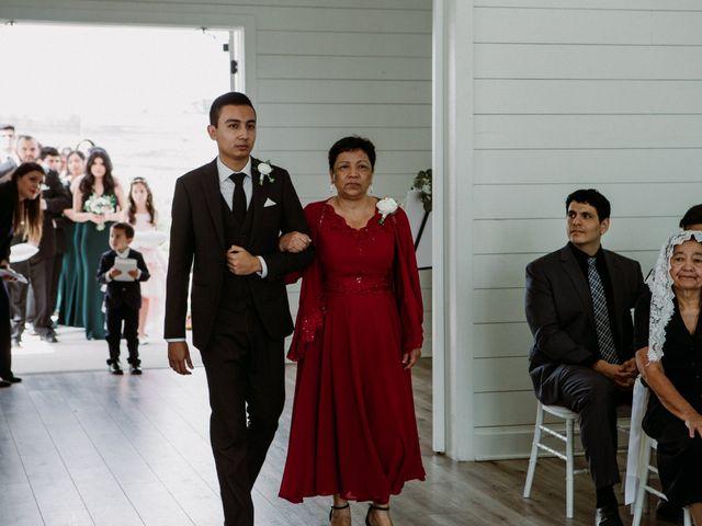 Jesse and Karen's Wedding in Montgomery, Texas 80