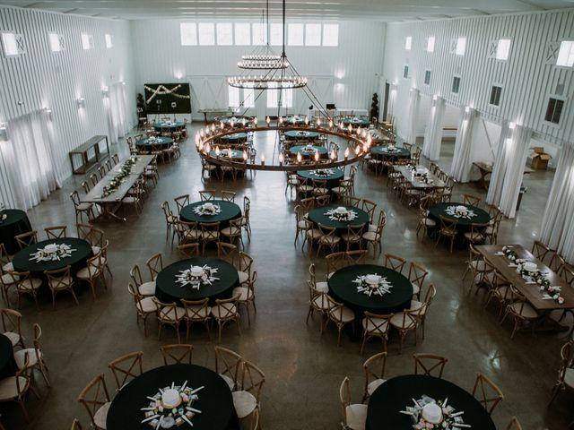 Jesse and Karen's Wedding in Montgomery, Texas 94