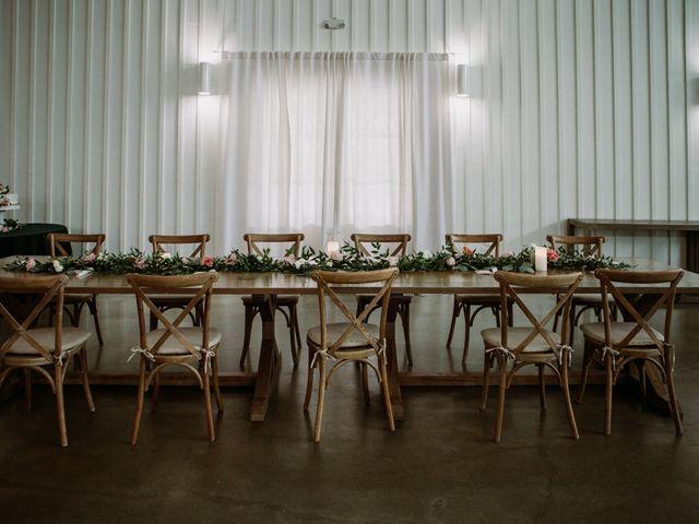 Jesse and Karen's Wedding in Montgomery, Texas 98