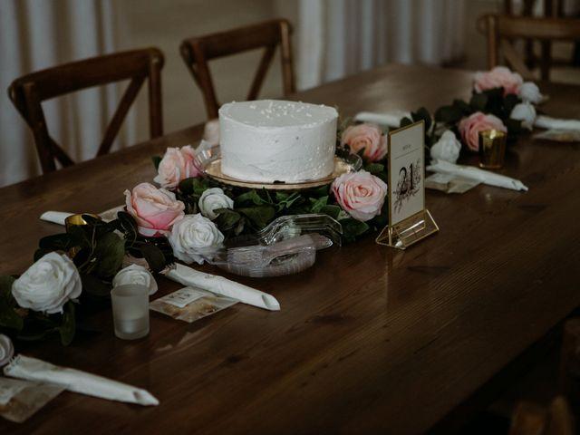 Jesse and Karen's Wedding in Montgomery, Texas 99
