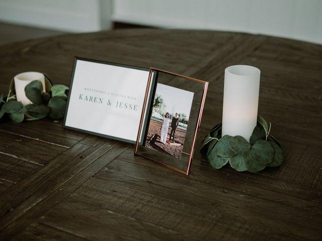 Jesse and Karen's Wedding in Montgomery, Texas 115