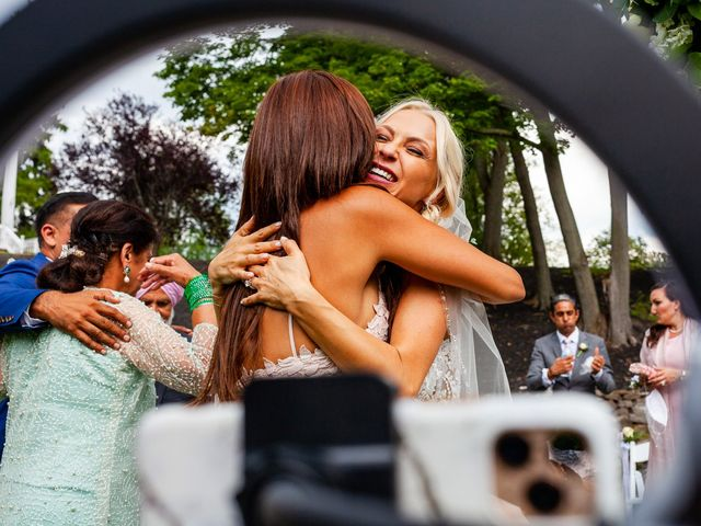 Ines and Paul's Wedding in Buffalo, New York 12